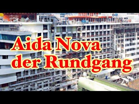 Rundgang der Aida Nova