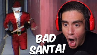 EVERYONE'S ON SANTA'S NAUGHTY LIST THIS YEAR | Slay Bells (Christmas Horror Game)