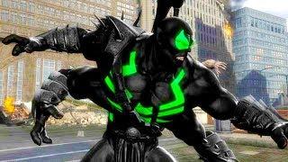 Mortal Kombat Komplete Edition - Big Time Spider-Man Goro & Deadpool Tag Ladder Playthrough