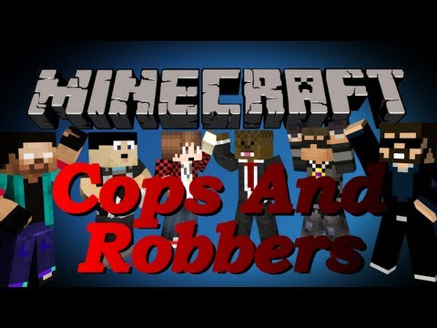 Minecraft Cops And Robbers Minigame