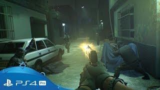 Firewall Zero Hour | Maps Trailer | PS VR