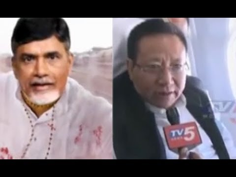 Nagaland CM | Neiphiu Rio Congratulate CBN : TV5 News