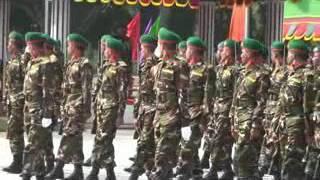 Recruit Army Parade