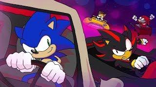 Team Sonic Racing GXP DX Drift - THE ANIMATION