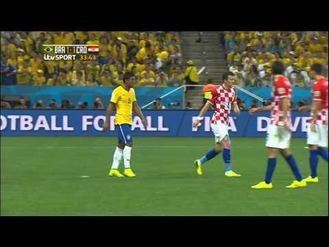 Brazil Croatia 2014 World Cup Full Game ITV Brasil