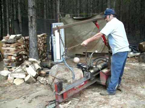 poor boys wood splitter