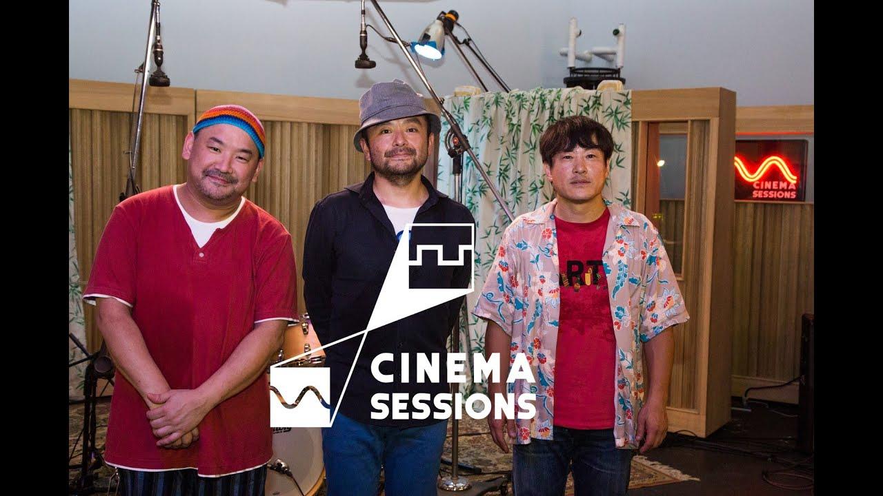 東京中央線 (Tokyo Chuo-Line) - 「CINEMA SESSIONS」Behind The Sceneを公開 thm Music info Clip