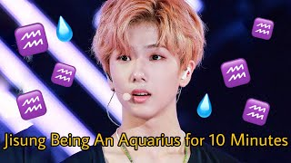 jisung being an aquarius for 10 minutes