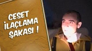 Mustafa Karadeniz - Ceset İlaçlama Şakası
