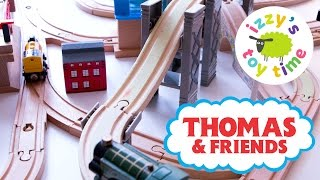 Thomas and Friends Wooden Play Table | Thomas Train MORE Tenders | Fun Toy Trains for Kids & Family