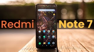 Redmi Note 7 first impressions: I expected more