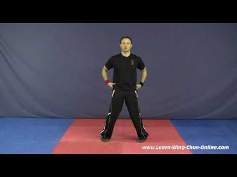 Wing Chun Chum Kiu Form Video Image 1