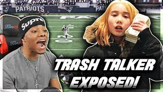 Madden 18 Trash Talk | HE BROUGHT MY MOM INTO IT! 😠 | Madden 18 Ultimate Team | Jmellflo