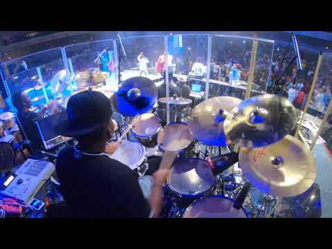 You Are Everything//Tye Tribbet//LIVE//DRUM CAM\\ thumbnail