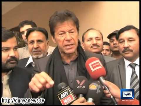 Dunya News - Taliban welcomed the ceasefire: Imran Khan