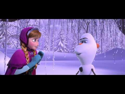 Die Eiskönigin - Völlig unverfroren - Olaf der Schneemann