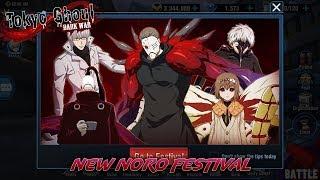 NEW NORO FESTIVAL / Tokyo Ghoul Dark War