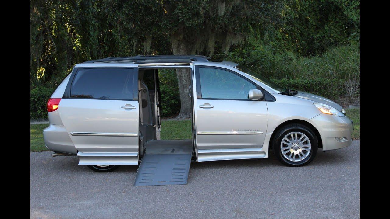 Wheelchair Van Handicap Ramp Van Braun Mobility 20007