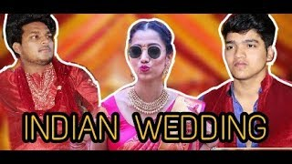 EVERY INDIAN WEDDING EVER || D3 VINERS ||