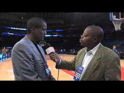 David Aldridge talks rebuilding New York Knicks MVP race