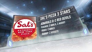 NZIHL 2018 | Game Recap: Red Devils v Admirals - June 30