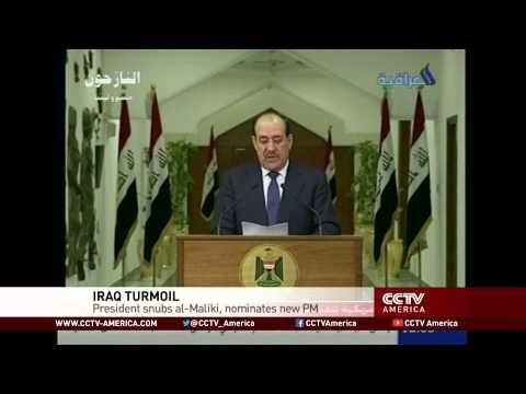 Iraq's president nominates new Prime Minister