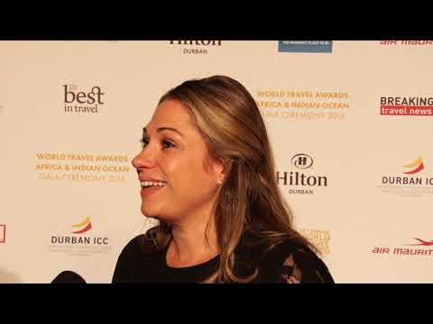 Emma Ashworth, regional director of sales, Africa & Indian Ocean, Hilton