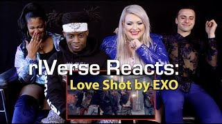 Riverse Reacts Love Shot By Exo M V Reaction
