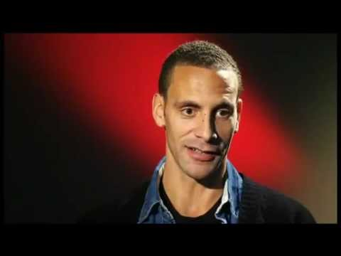Rio Ferdinand; Football Focus, BBC1, 4th February 2012