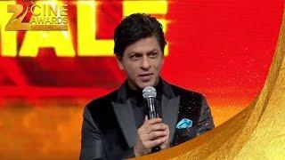 Zee Cine Awards 2014 Best Male Actor Shah Rukh Khan