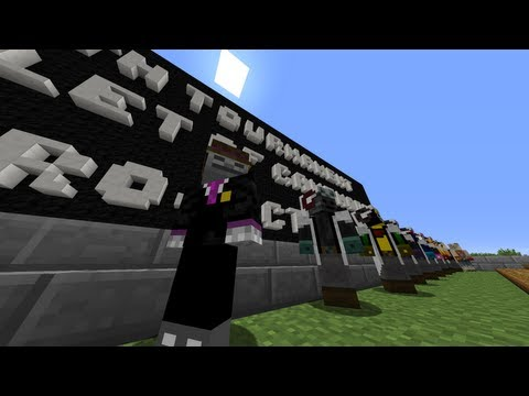 Minecraft PvP - Project Ares Ep4, 4T Angry Lambs vs Impact #2
