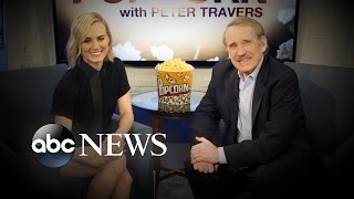Taylor Schilling Inteview 2015: 'Orange is the New Black' Star Talks About Life on the Inside