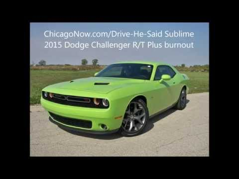 Thumbnail image for '2015 Dodge Challenger R/T 5.7 Hemi - American Muscle Smokes Tires - Video Road Test'