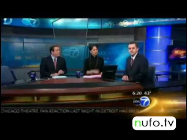 WE ARE READY -Global Mass UFO sightings 2011