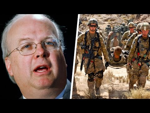 Karl Rove Is A Dick To Iraq War Veteran