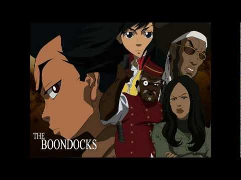 The Boondocks Soundtrack - Huey And Riley Vs The Hateocracy video