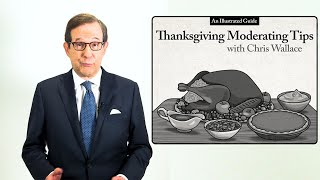 Thanksgiving Moderating Tips from Chris Wallace