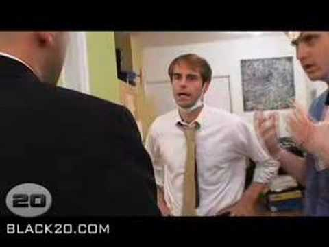 An IRS agent visits the Black20 office as Torpey and O'Gorman experience a medical emergency. New episodes of net_work released every Monday on Black20.com.
