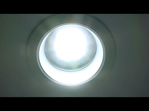 EVERLEDS One-Core LED downlight with clean shadows #DigInfo