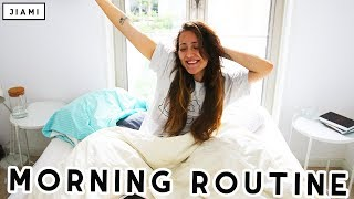 MORNING ROUTINE 2018 | JIAMI