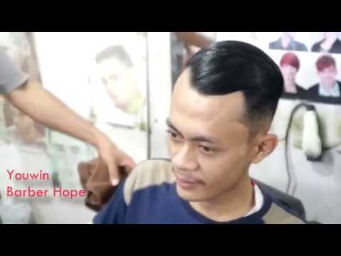 TUTORIAL POTONG RAMBUT Step by Step