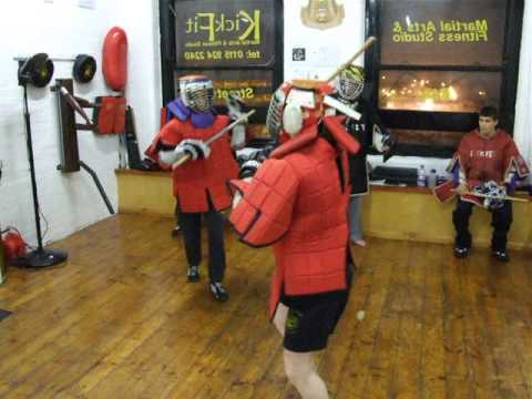 FMA Female Fighters Fullcontact Stick Sparring Eskrima Kali Arnis Kickfit Martial Arts ,Notts,UK Image 1