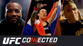 UFC Connected: Germaine de Randamie, Leon Edwards, Claudio Silva