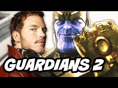 Guardians Of The Galaxy 2 - Who Is Peter Quill's Father