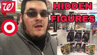 EPISODE 125-TOY HUNTING AT TARGET,WALGREENS AND MORE! HIDDEN FIGURES?
