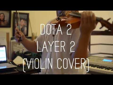 DOTA 2 VIOLIN COVER