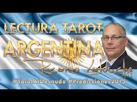 Lectura y Predicciones de Cartas del Tarot Argentina 2015Ricardo Latouche Tarot