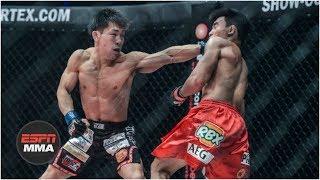 Head-kick KO, new strawweight champion headline One: Eternal Glory | Highlights | ESPN MMA