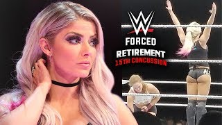 Alexa Bliss' WWE Career Legitimately Over After Yet Another Unfortunate RARE Injury