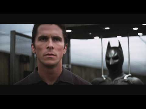 The Dark Knight - Some Men Just Want To Watch The World Burn